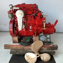 Bukh Dv36 Rme Inboard Marine Diesel Engine From Lifeboat Used - Ship By Lcl Sea