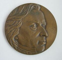 Polish Composer Frederic Chopin Pianist Music Medal Pagrat Artists Agency