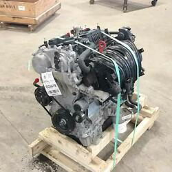 Engine / Motor For Tucson 2.4l At Runs Nice 12k With Harness