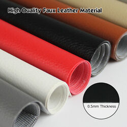 Faux Leather Fabric Projects Interior Trim Reupholstered Water Proof Durable