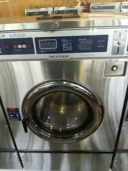 Used Dexter 3ph Triple Load Coin Laundry Commercial Washer