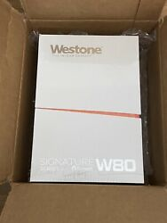 Westone W80 Eight-driver True-fit Earphones With Alo Audio And Bluetooth Gen 2