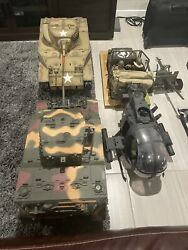 21st Century Toy Ultimate Soldier M2 Bradley Fighting Vehicle 1/6 Scale Huge Lot