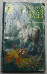 Old Peter's Russian Tales Puffin Books By Ransome, Arthur Paperback Book The