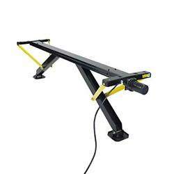 Rear Electric Stabilizer Jack With Black Exterior Switch