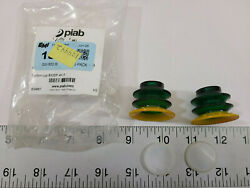 New 2 Piab Vacuum Products Bx35p.4k.f / Bx35p4kf Suction Cups W/ Filter B1.2
