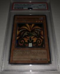 Psa 8 Exodia The Forbidden One Lob-124 1st Edition Ultra Rare North American Eng