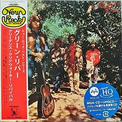 Creedence Clearwater Revival - Green River - Uhqcd X Mqa-cd Japan Limited Obi