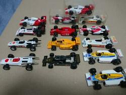 Tomica Racing Car F1 14 Units Including Many Made In Japan