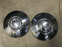 P71 Ford Crown Victoria Police Taxi Dog Dish Hubcaps 80and039s 90and039s 91 92 93 89 88