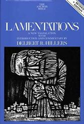 Lamentations Anchor Bible Commentaries Volume 7a A... By Hillers D Hardback