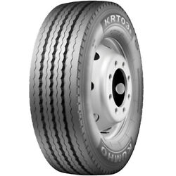 4 Tires Kumho Krt03a 235/75r17.5 Load J 18 Ply Trailer Commercial