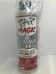 Tap Magic 20016a Aluminum Cutting Fluid With Spout Top, 16 Oz Free Priority Ship