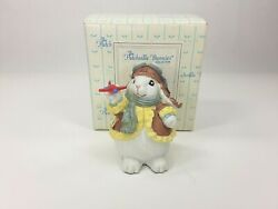 The Patchville Bunnies Orville 01054 Figurine Mck Gifts 1994