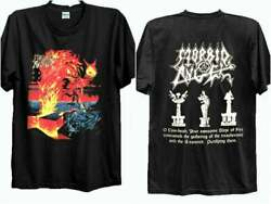 Morbid Angel 2017 Tour T-shirt Blessed Are The Sick Shirt Size S-3xl Free Shippi