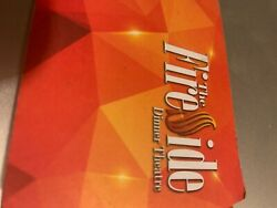 Fireside Theatre Gift Card