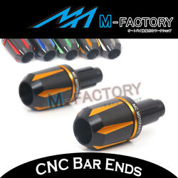 Anodized Cnc Bar Ends Fit Yamaha Tracer 700 17-18 17 18
