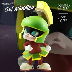 Soap Studio Looney Tunes Get Animated Marvin The Martian Art Toy Figure Statue
