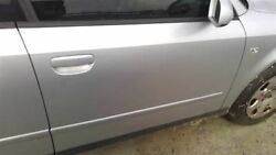 Passenger Front Door Without Convertible Fits 02-05 Audi A4 17532930