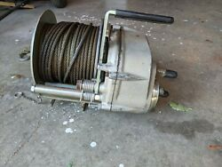 Used Salalift L1850 - Personal Confined Space Safety Retrieval Winch For Sale,