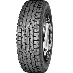 4 Tires Michelin Xdn2 11r24.5 Load H 16 Ply Drive Commercial