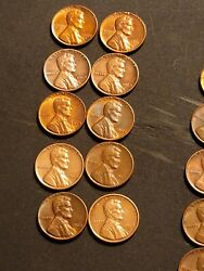 1960s Lincoln Penny Set