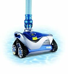 Zodiac Mx6 Automatic Suction Side Cleaner Vacuum For Inground Pools Blue/gray