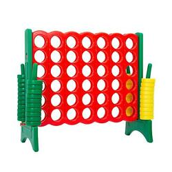 Yard Games Giant 4 In A Row Game Big Fun For Adults Teen Connect Party Green Usa
