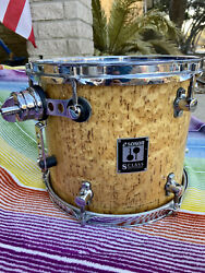 """Sonor Scandinavian Birch Tom Drums Maple Hybrid Mix . 10"""" And 12"""""""
