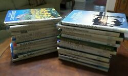 National Geographic Society Books 1968 Hardcover Books W/dustjackets You Choose
