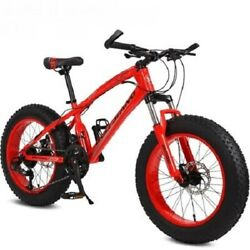 Wolfand039s Fang Mountain Bikebicycle 7speed 2.0x 4.0for Womenmen And Children