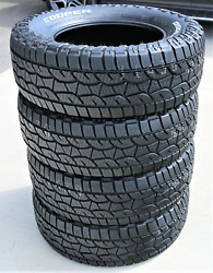 4 Tires Cooper Discoverer Atp Ii 275/60r20 115t At A/t All Terrain