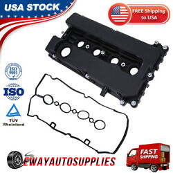 Engine Valve Cover Bolts And Gasket For Chevrolet Cruze Sonic 1.6 1.8l L4 55564395
