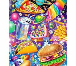 Food Art Diamond Painting Colorful Design Embroidery Portrait House Wall Display