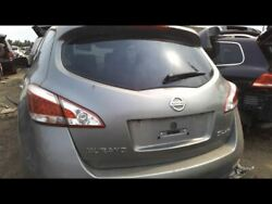 Trunk/hatch/tailgate 4 Door With Rear View Camera Fits 11-14 Murano 17563441