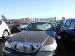 Automatic Transmission 117.7 Wb Id 3w1p-ca Fits 03 Lincoln And Town Car 17557550