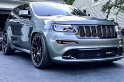 Fits 22 9 And 10 Hellcat Gloss Black Tires Wheels Rims For Jeep Grand Cherokee
