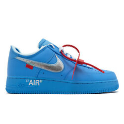 Size 10.5 - Nike Air Force 1 Low And03907 X Off-white Mca 2019 Ci1173-400 Ships Asap