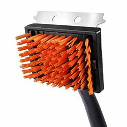 Unicook Grill Brush For Gas Grill Bbq Grill Cleaning Brush Removable Head