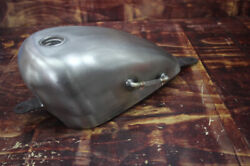 8cm Depth Gas Fuel Tank For Honda Sportster Steed400 600 Shadow Vlx600 With Tupe