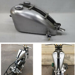 7l Handmade Modified Petrol Gas Fuel Tank And Cap/switch Universal For Motorcycle