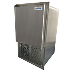 Raritan Icerette Automatic Ice Maker 115vac Ss Cabinet And Door