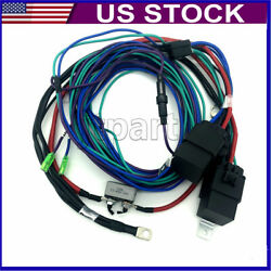 Wiring Cable Harness Kit For Marine Cmc/th Tilt Trim Unit Jack Plate 7014g
