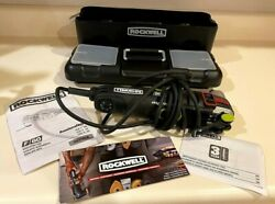 Rockwell Sonicrafter F80 4.2 Amp Oscillating Multi-tool Set With Case | Rk5151k