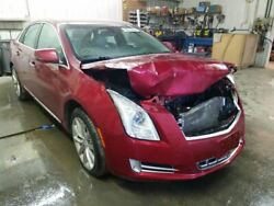 2013 2014 2015 Cadillac Xts Left Front Driver Door Red Electric 667031