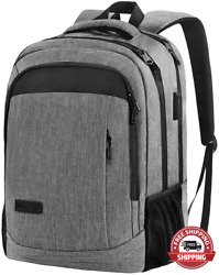 Monsdle Travel Laptop Backpack anti Theft Water Resistant Backpacks School Compu $45.57