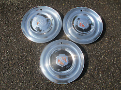 Genuine 1953 Buick Special Super Roadmaster 15 Inch Hubcaps Wheel Covers