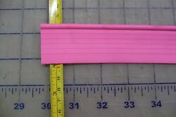 Fender Welt Hot Pink Rubber Fender To Body Welting Solid Bead 25 Ft Roll