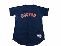 Authentic Boston Red Sox Jersey, Size 48 Xl, Never Worn