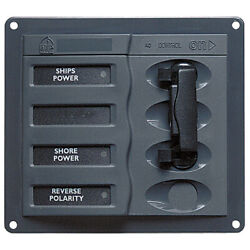 Bep Ac Circuit Breaker Panel Without Meters 2dp Ac230v